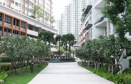 ivy-river-ratburana-bangkok-condos-for-sale-garden